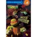 Teenage Mutant Hero Turtles - Mikey's Monster