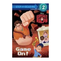 Wreck it Ralph-Game On