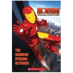 Ironman Armored Adventures - The crimson dynamo returns. Level 3 Reader.