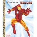 The Invincible Iron Man: A Little Golden Book