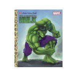 The Incredible Hulk: A Little Golden Book