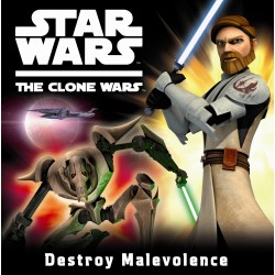 Star Wars - The Clone Wars : Destroy Malevolence