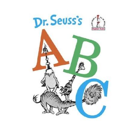 ABC by Dr. Seuss