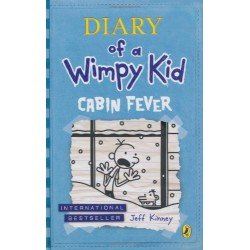 Diary of a Wimpy Kid - Cabin Fever (Paperback)