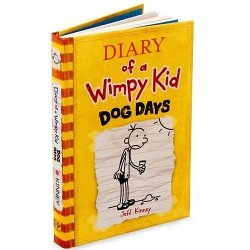 Diary of a Wimpy Kid - Dog Days (Paperback)