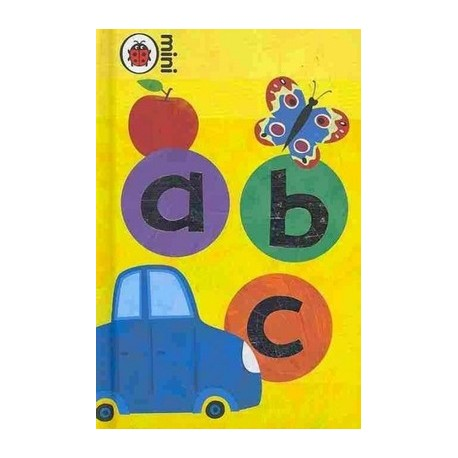 Early Learning abc - mini