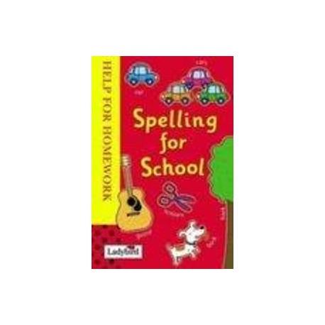 Spelling for School-Help for Homework