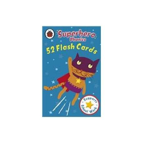 Superhero Phonics 52 Flash Kids