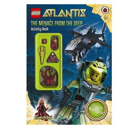 Lego Atlantis - The Menace from the deep