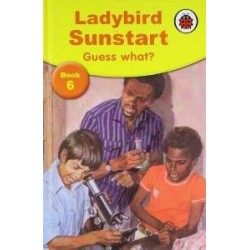 Ladybird Sunstart  Book 6 - Guess What