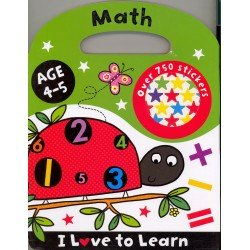 I Love to Learn: MATH