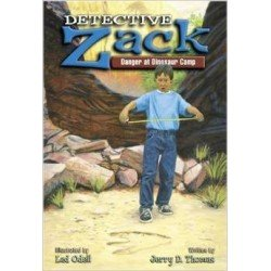 Detective Zack - Danger at Dinosaur Camp
