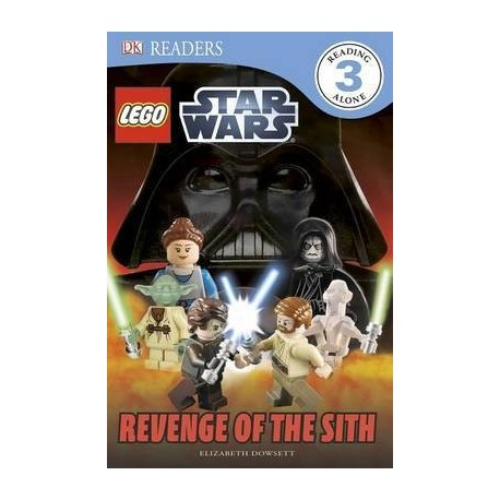 Lego Star Wars Revenge Of The Sith Learnington Bookstore