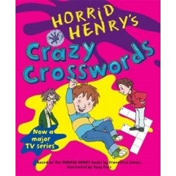 Horrid Henry's Crazy Crosswords