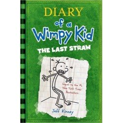 Diary of a Wimpy Kid - The Last Straw (Paperback)