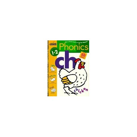 Step Ahead Workbooks - Phonics