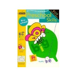 Step Ahead Workbooks - Preschool Skills (Pre-School)