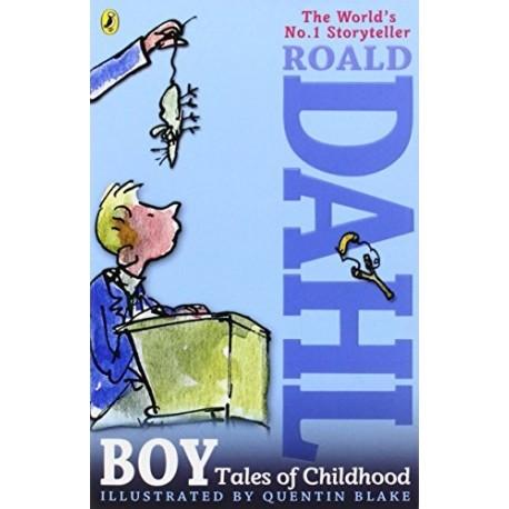 Roald Dahl's Boy: Tales of Childhood