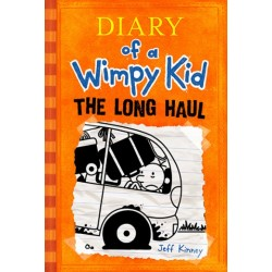 Diary of a Wimpy Kid - The Long Haul (Hardback)