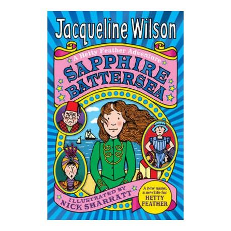 Jacqueline Wilson's Sapphire Battersea