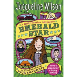 Jacqueline Wilson's Emerald Star