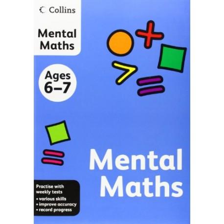 Collins' Mental Maths (Age 6-7)