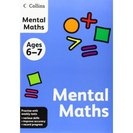 Collins' Mental Maths (Age 6-7)