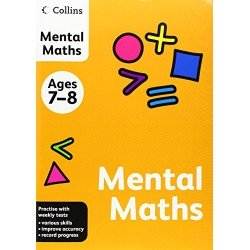 Collins' Mental Maths (Age 7-8)
