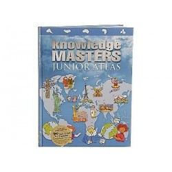 Knowledge Masters - Junior Atlas
