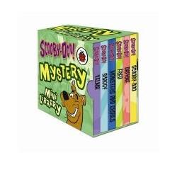 Scooby Doo Mystery Mini Library