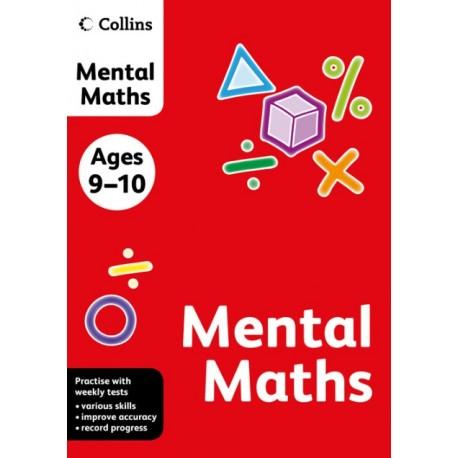 Collins' Mental Maths (Age 9-10)