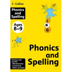 Collins' Phonics and Spelling (Age 8-9)