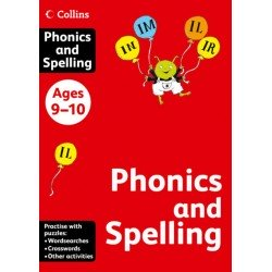 Collins' Phonics and Spelling (Age 9-10)