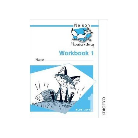 Nelson Handwriting Workbook 1