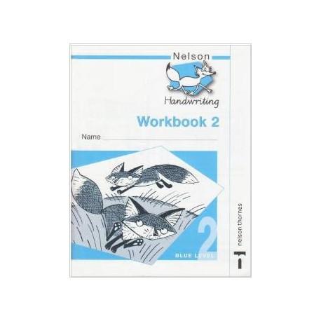 Nelson Handwriting Workbook 2