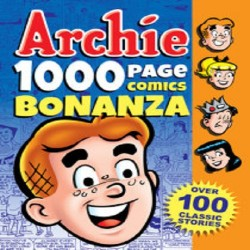Archie 1000 Page Comic Celebration
