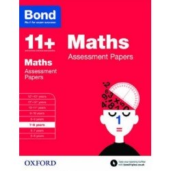 Bond 11+ Maths Assessment Papers (7-8 years)