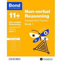Bond 11+ Non Verbal Reasoning 10-11
