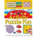 Wipe Clean Activity Fun Puzzle