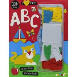 I Love Felt ABC
