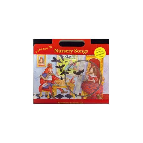 Nursery Songs on CD