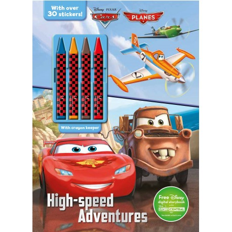 Disney Pixar's Cars - High Speed Adventures